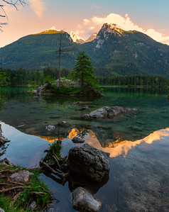 Hintersee Mirror