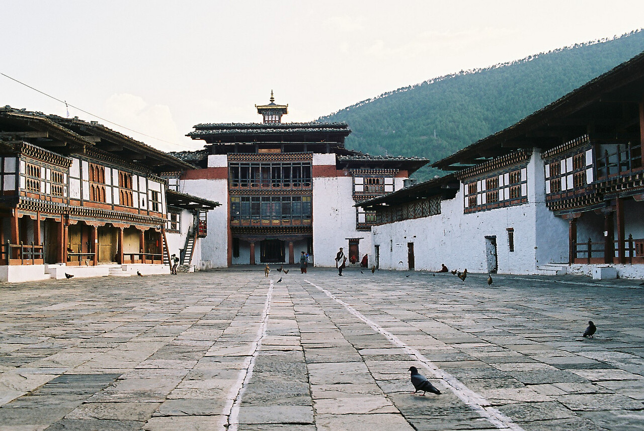 Wangdi Phodrang Dzong