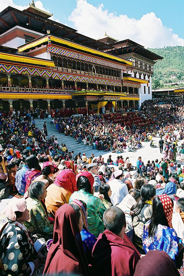 Thimpu Tsechu