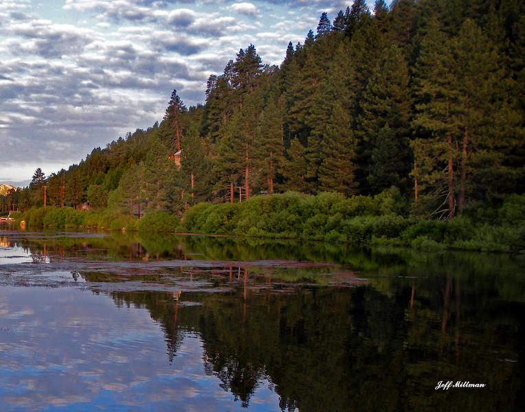 Big Bear Lake 11 x 14