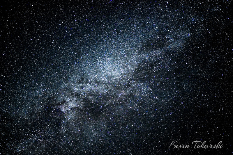 Stars Over Chisos Basin
