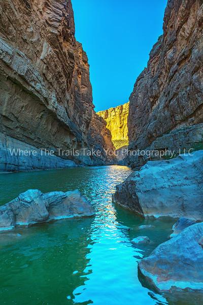 60.  Santa Elena Canyon