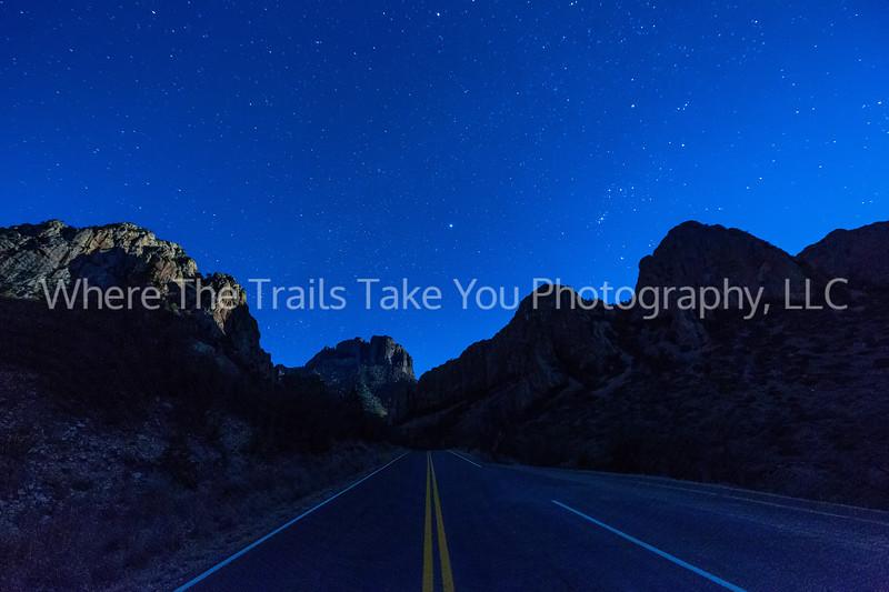 31.  The Road Through The Mountains