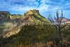 70.  A Lost Mine Trail View of Casa Grande