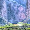 Rio Grande River in Santa Elena Canyon