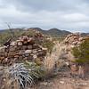 Big Bend National Park Old House Ruins