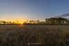 Sunset over Georges Strand, Big Cypress National Park