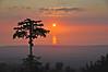 Upper Koloko Sunset, Kona Coast, Big Island, Hawaii