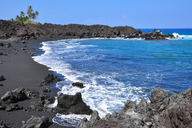 Kiholo Bay, South Kohala, Big Island, Hawaii