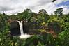 Rainbow Falls State Park, Hilo, Hawaii
