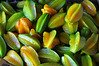 Star Fruit, Farmers Market, Kailua-Kona, Big Island, Hawaii