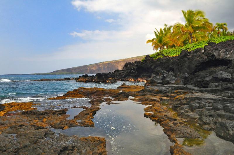 Ke'ei, South Kona, Big Island, Hawaii