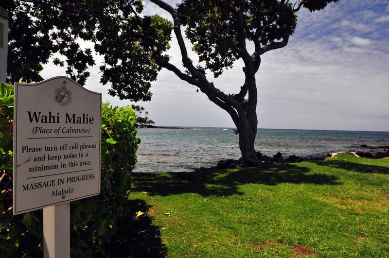 Pauoa Bay, Mauna Lani, South Kohala, Big Island, Hawaii