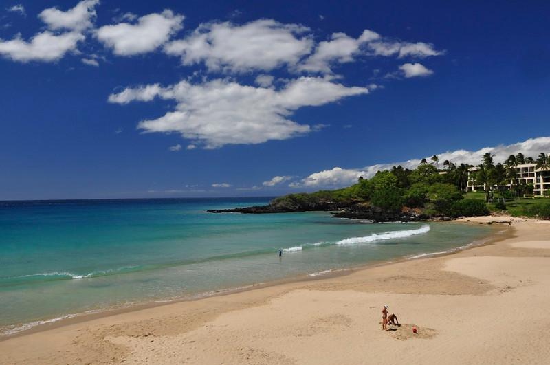 Hapuna Beach, South Kohala, Big Island, Hawaii