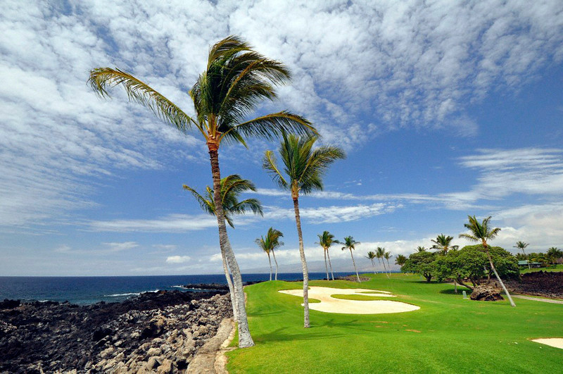 Mauna Lani South Golf Course, South Kohala, Hawaii