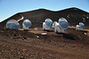 Mauna Kea Telescope, Mauna Kea Summit, Hamakua, Big Island, Hawaii