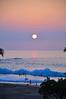 Sunset, Hapuna Beach State Recreation Area, South Kohala, Big Island, Hawaii