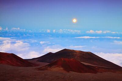 Mauna Kea. Or…Mars?