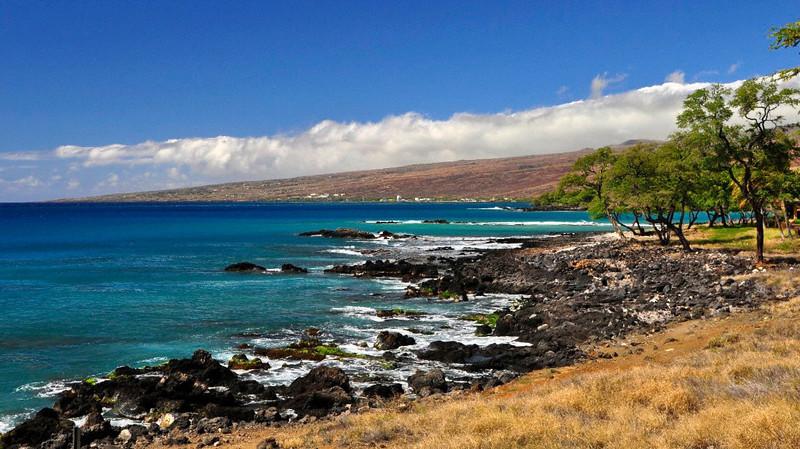 Kauna'oa Point, South Kohala, Big Island, Hawaii