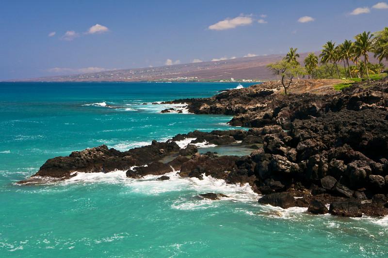 South Kohala Coast, Big Island, Hawaii