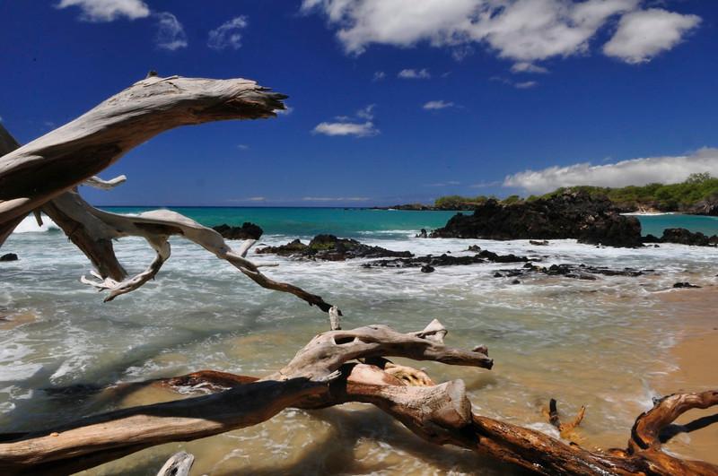 Mau'umae Beach, aka Beach 69, South Kohala, Big Island, Hawaii