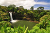 Rainbow Falls, Rainbow Falls State Park, Wailuku River, South Hilo, Hawaii
