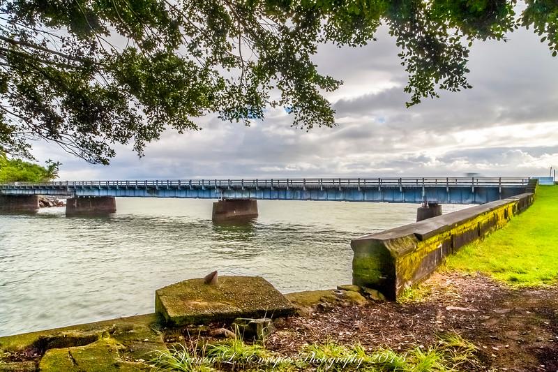 """""""Airplane Bridge"""" Hilo Hawaii 8.4.13"""