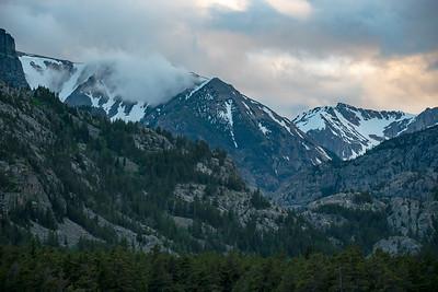 Beartooth Mountain Range
