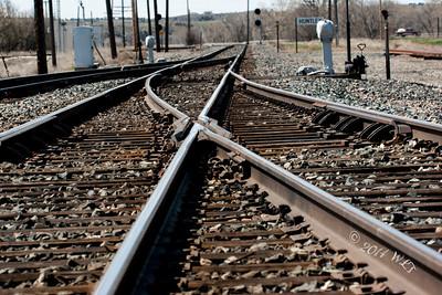 Rail-Road Switch
