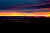 Sunset Over Billings, Montana
