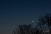 New Moon   and maybe Mars?