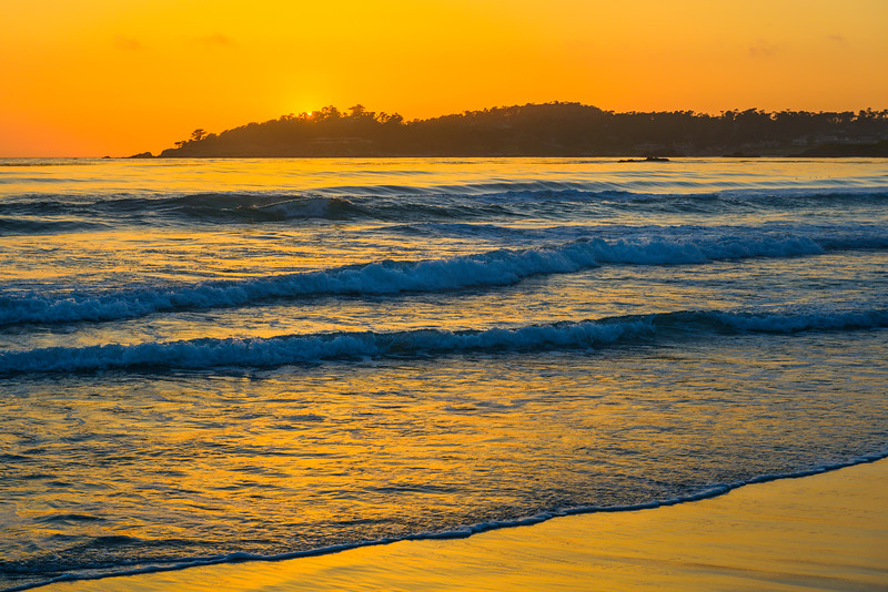 Image result for northern california beach sunset