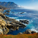 """Along the Northern California Coastline""  Big Sur Coastline"