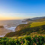 Along-the-Northern-California-Coastline-Big-Sur-Bixby-Bridge-Sunset-Healthcare-Fine-Art-Collector_D819034 PRINT 20x30