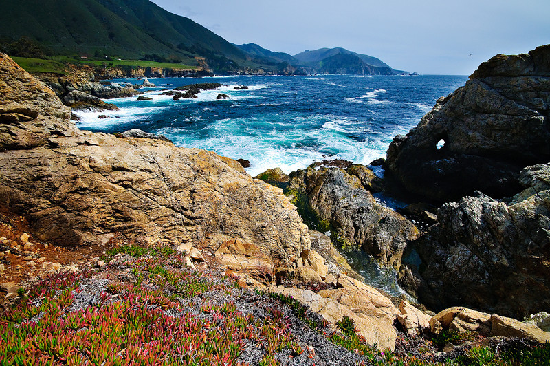 Big Sur Coastline DSC1620