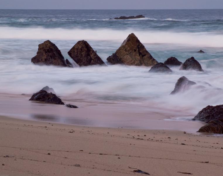 Sunrise, Garrapata Beach