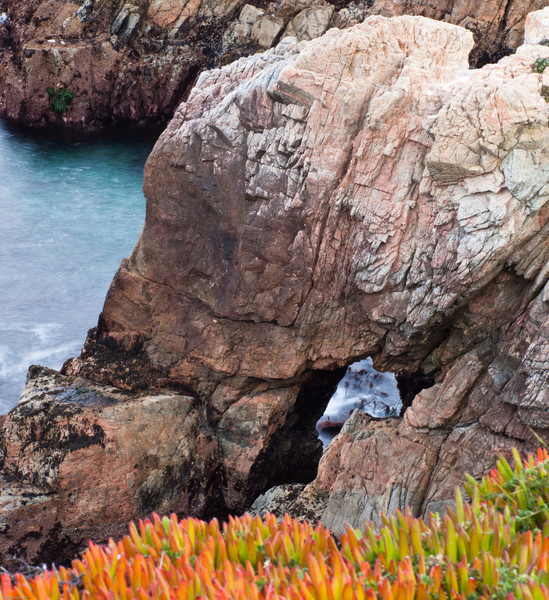 Sea Arch, Soberanes Point