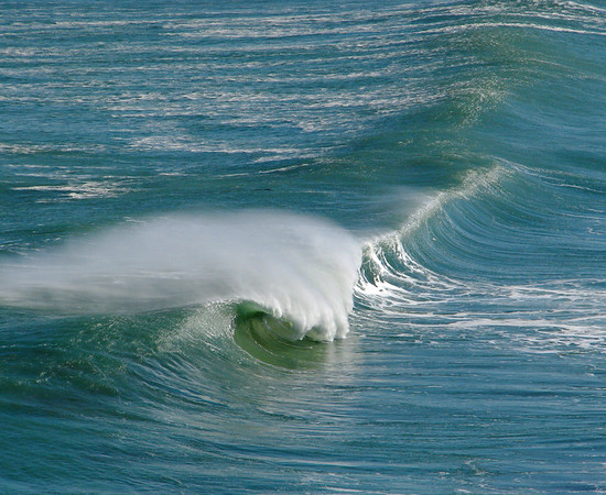 Big Surf Waves