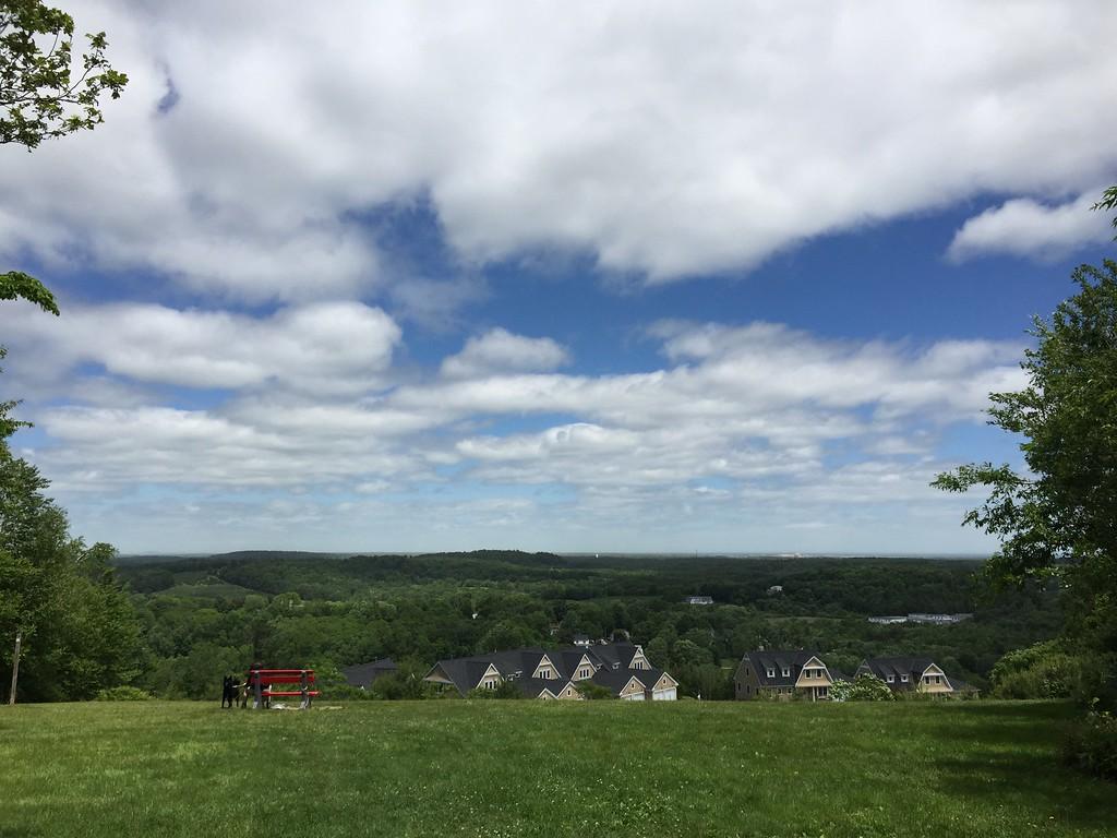 Batchelder Park and summit