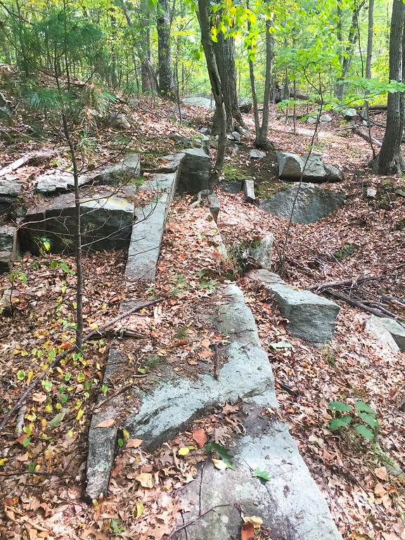 Ashland Town Forest quarries