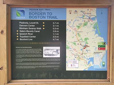 Wenham Rail Trail