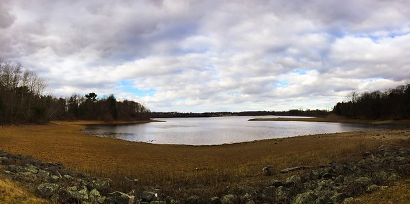 Putnamville Reservoir, Danvers