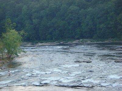 The Yough at Ohiopyle.