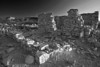Texas, Ghost Town, Ruins, Terlingua, Black and White, Landscape, 德克萨斯, 鬼城,废墟, 黎明, 风景, 黑白摄影