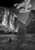 Texas, Big Bend National Park, Santa Elena Canyon Combined HDR, Black and White, Landscape, 德克萨斯, 大弯曲国家公园, 风景, 高动态范围拍摄 , 风景, 黑白摄影