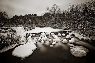 Abbott Brook, Marlow, New Hampshire
