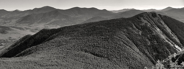 Mount Flume - White Mountains, New Hampshire (from Mt LIberty)