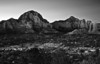 Arizona, Red Rock Country, Sedona Black White Landscape Art 亚利桑那, 红岩 黑白摄影, 风景