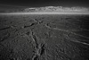 California, Death Valley National Park, Badwater, Sunrsie, Landscape, Black and White, 加利福尼亚, 死亡谷国家公园, 黎明, 风景, 黑白摄影
