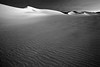 California, Death Valley National Park, Mesquite Dunes, Sunrise, Landscape, Black and White, 加利福尼亚, 日出, 死亡谷国家公园,  Black and White,